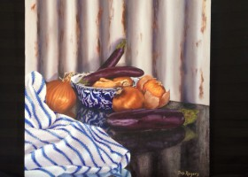 Deb Rogers – Still Life from the Kitchen