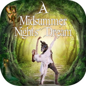 A Midsummer Night's Dream presented by Byron Ballet @ Byron Theatre