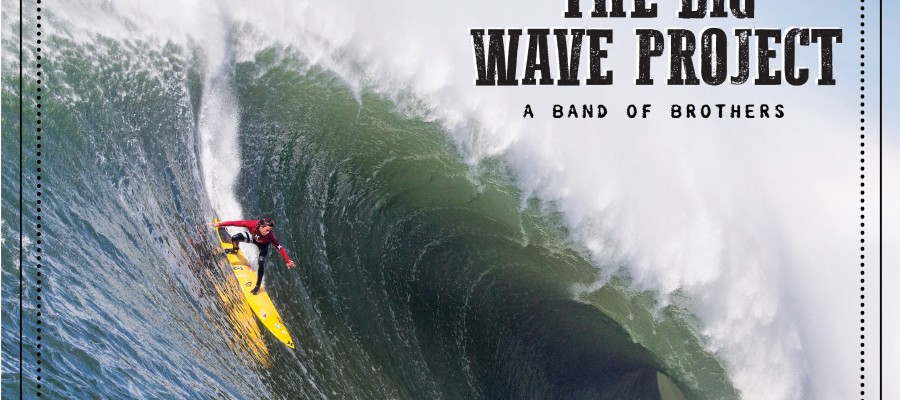 The Big Wave Project by Tim Bonython poster image