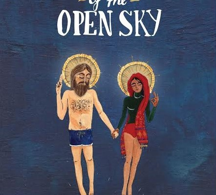 Church of the Open Sky poster image presented by Nathan Oldfield at Byron Theatre