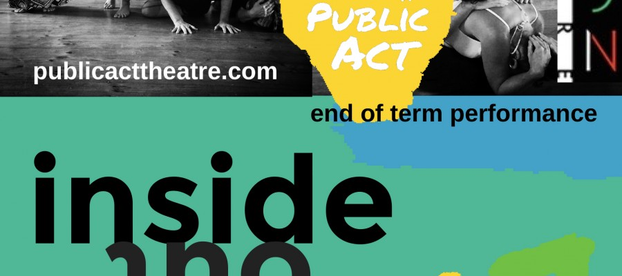 Inside Out presented by Public Act Theatre at Byron Theatre