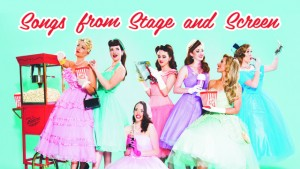 Songs from Stage and Screen: A New Musical featuring The 7 Sopranos presented by Cre8ion and Byron Theatre @ Byron Theatre