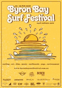 Byron Bay Surf Festival - The Surf Legends Lounge presented by Electric @ Byron Theatre
