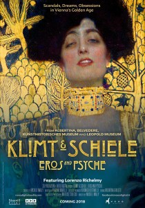 Klimt & Schiele: Eros and Psyche - Art on Screen presented by Byron Theatre @ Byron Theatre