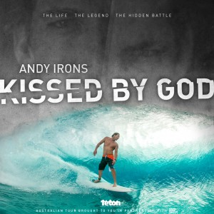 Andy Irons: Kissed by God - Encore Screening presented by Teton Gravity Research @ Byron Theatre | Byron Bay | New South Wales | Australia