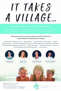 It Takes A Village... presented by Cape Byron Medical Centre & sponsored by Byron Theatre @ Byron Theatre | Byron Bay | New South Wales | Australia