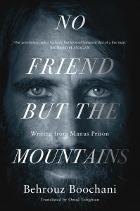 Behrouz Boochani In Conversation presented by The Book Room at Byron @ Byron Theatre | Byron Bay | New South Wales | Australia
