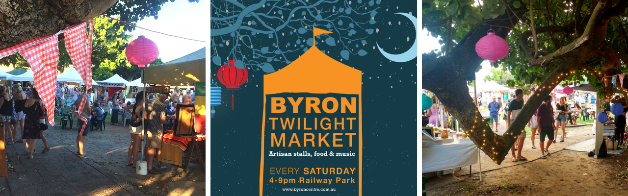 Byron Twilight Market