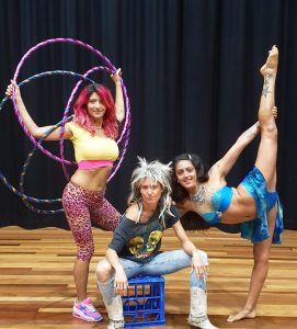 Stars of Byron Shire Dance for Cancer presented by Cancer Council at Byron Theatre