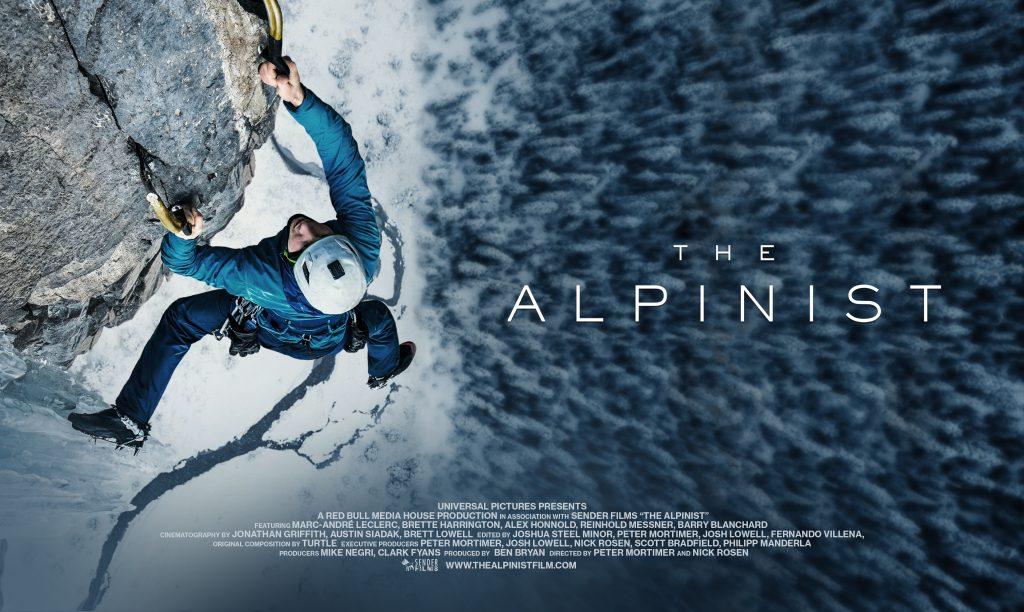 THE ALPINIST presented by Garage Entertainment at Byron Theatre