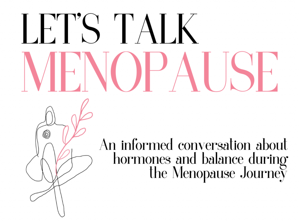 Let's Talk Menopause presented by Byron Community Centre & The Community Hub at Byron Theatre