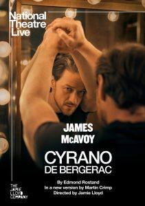 Cyrano de Bergerac - National Theatre Live Screening starring James McAvoy presented by Byron Theatre @ Byron Theatre