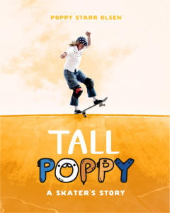 Tall Poppy – A Skater's Story presented by Garage Entertainment @ Byron Theatre