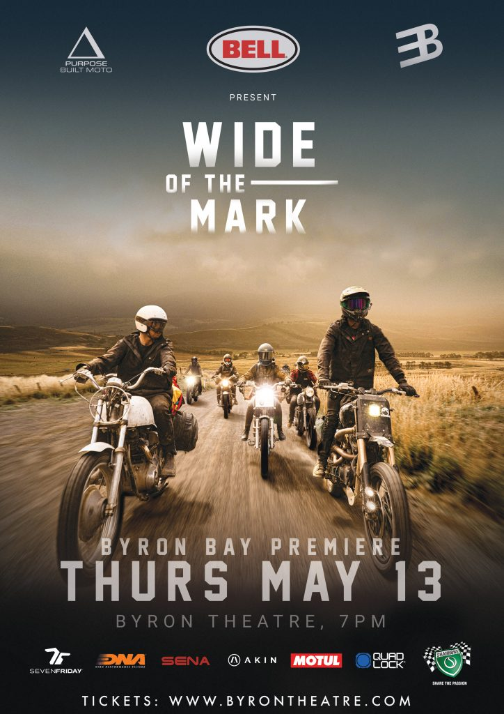 Wide Of The Mark presented by Garage Entertainment at Byron Theatre