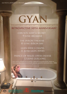 Gyan - Retrospective presented by The Museagency @ Byron Theatre