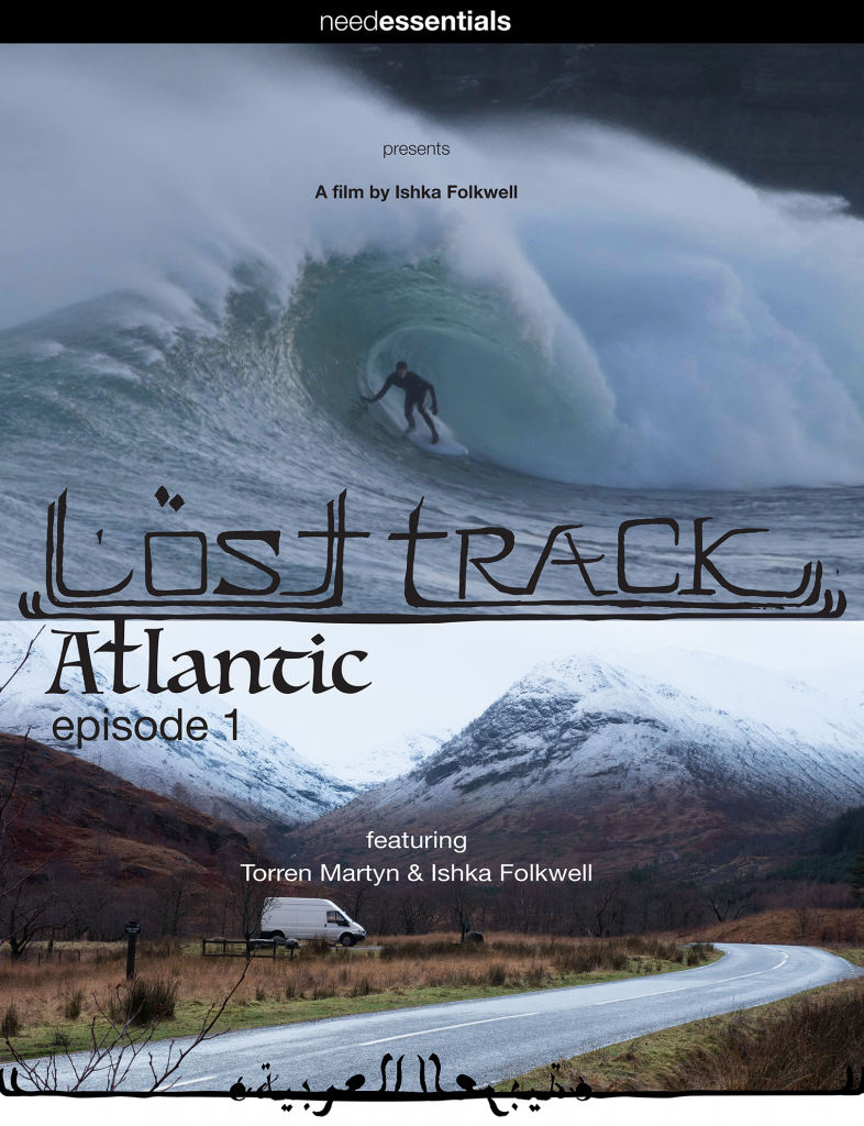 Lost Track Atlantic - Episode 1 presented by needessentials at Byron Theatre