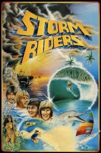 Byron Surf Flix: Storm Riders (1982) presented by Byron Theatre @ Byron Theatre