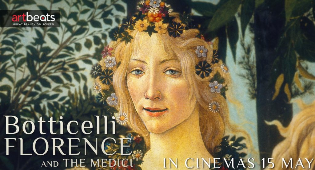 Boticelli: Florence & The Medici – Art On Screen presented by Byron Theatre