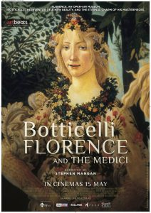 Botticelli, Florence & The Medici – Art On Screen presented by Byron Theatre @ Byron Theatre