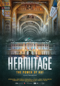 Hermitage: The Power of Art - Art On Screen presented by Byron Theatre @ Byron Theatre