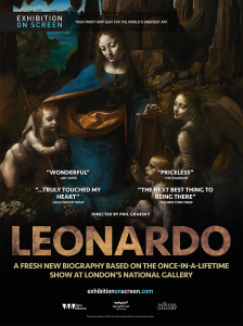 Leonardo from The National Gallery, London - Exhibition On Screen @ Video On Demand