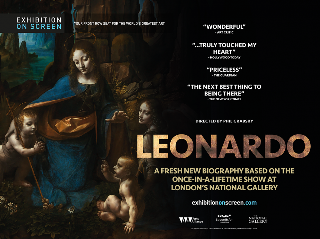 Leonardo from The National Gallery, London - Exhibition On Screen - Stream at Home