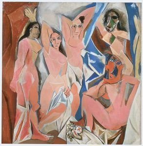 Les Demoiselles d'Avignon - Young Picasso - Exhibition On Screen presented by Byron Theatre