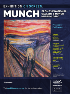 Munch from the Munch Museum and National Gallery Oslo - Exhibition On Screen @ Video On Demand