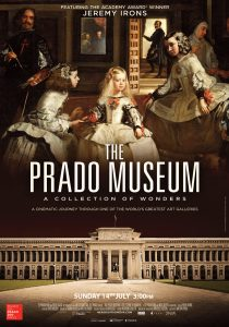The Prado Museum: A Collection Of Wonders - Art On Screen presented by Byron Theatre @ Byron Theatre