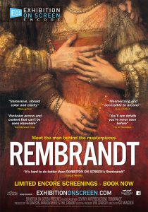 Rembrandt - Exhibition On Screen presented by Byron Theatre @ Byron Theatre