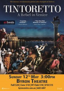 Tintoretto: A Rebel in Venice – Art On Screen presented by Byron Theatre @ Byron Theatre