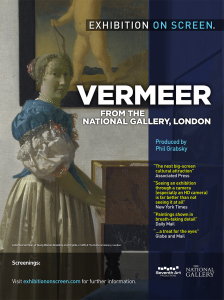 Vermeer and Music - Exhibition On Screen @ Video On Demand