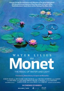 Water Lilies of Monet: The Magic of Water and Light - Art On Screen presented by Byron Theatre @ Byron Theatre