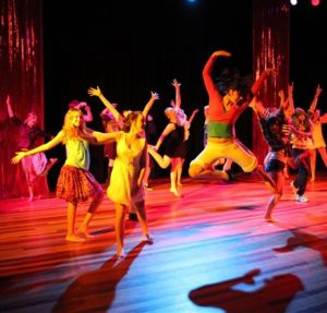 April Holiday Workshop Show presented by Bright Lights Performance School @ Byron Theatre