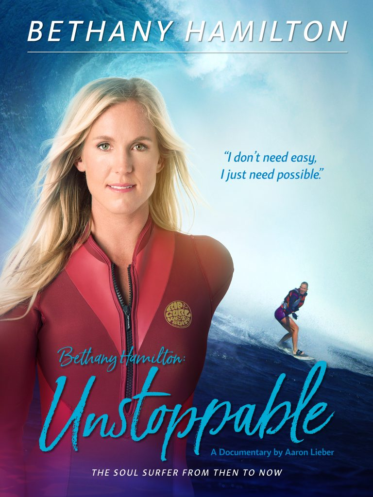 Bethany Hamilton: Unstoppable - Film Premiere + Q&A presented by Byron Surf Flicks & Madman Entertainment at Byron Theatre