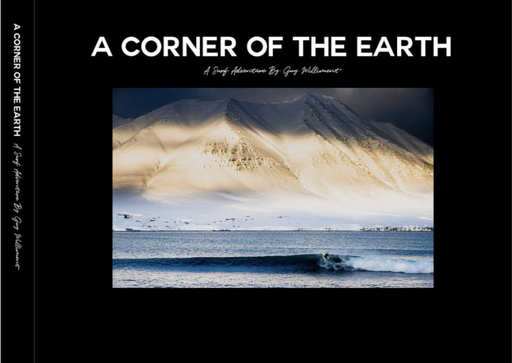 A Corner of the Earth - Film Premiere + Q&A presented by Spencer frost Films & Byron Surf Flicks at Byron Theatre - Book Cover