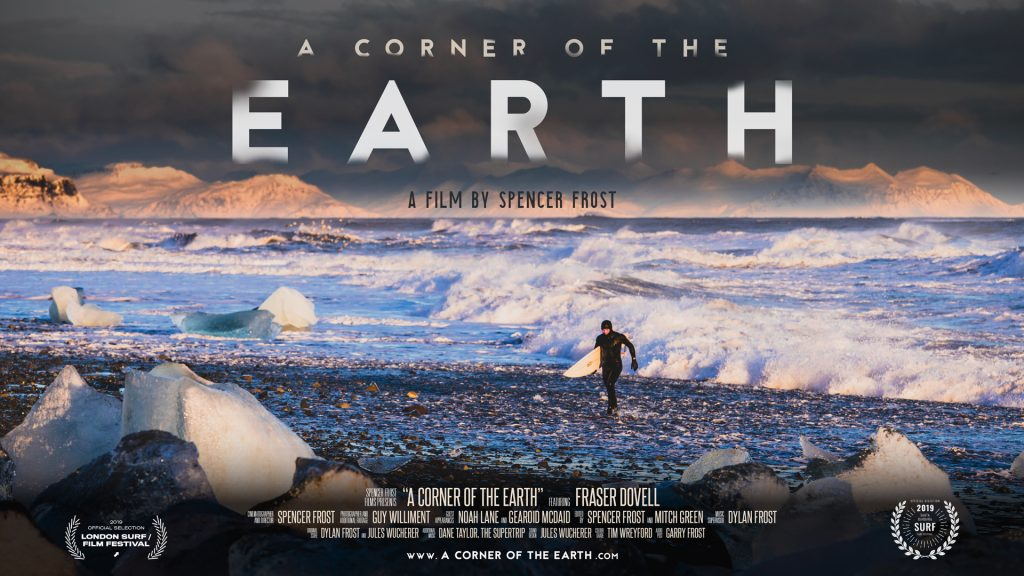 A Corner of the Earth - Film Premiere + Q&A presented by Spencer frost Films & Byron Surf Flicks at Byron Theatre