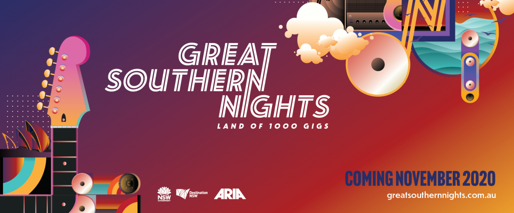 Great Southern Nights at Byron Theatre