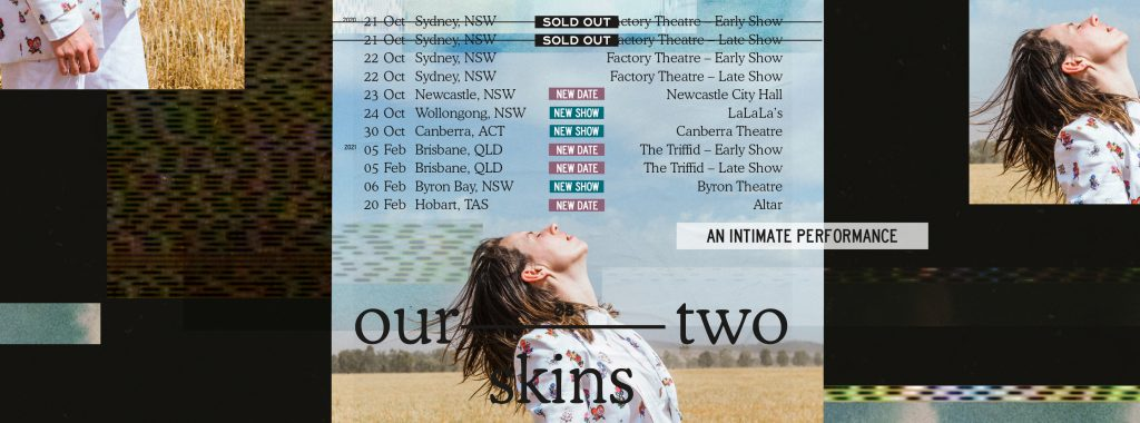 GORDI - Our Two Skins - Intimate Album Launch Tour presented by WME & su:ku:ya at Byron Theatre
