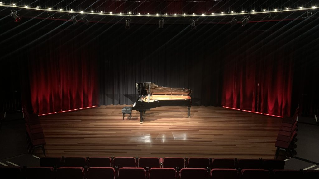 Classic Steinway Concert presented by Great Southern Nights at Byron Theatre