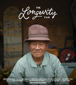 The Longevity Film + Q&A presented by Kale Brock @ Byron Theatre