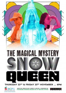 The Magical Mystery Snow Queen presented by Byron Community Primary School @ Byron Theatre