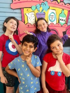 Full of Ideas presented by Byron Community Primary School at Byron Theatre