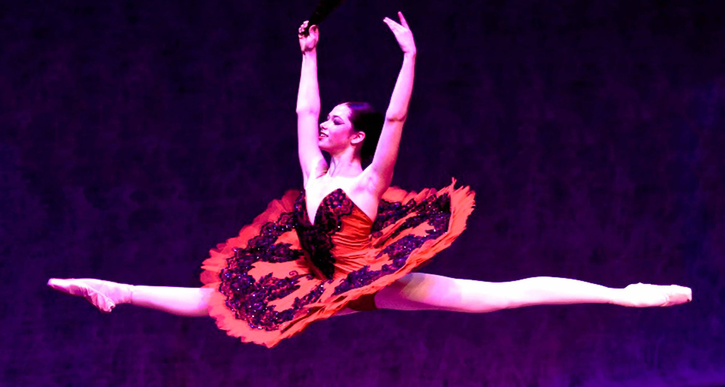 Ballet Gala presented by Byron Ballet at Byron Theatre - Paquita