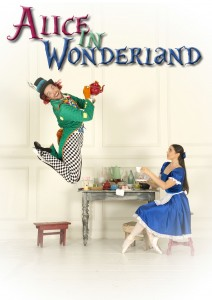 Alice In Wonderland presented by Melbourne City Ballet @ Byron Theatre
