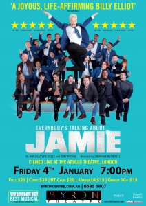 Everybody's Talking About Jamie - World Theatre On Screen presented by Byron Theatre @ Byron Theatre