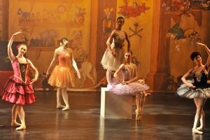 The Magic Toyshop presented by Victorian State Ballet & Byron Theatre @ Byron Theatre