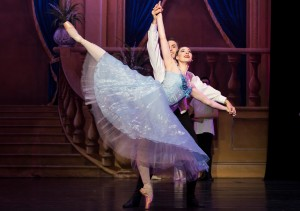 Cinderella presented by Victorian State Ballet & Byron Theatre @ Byron Theatre