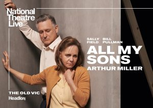 All My Sons by Arthur Miller – National Theatre Live Screening presented by Byron Theatre