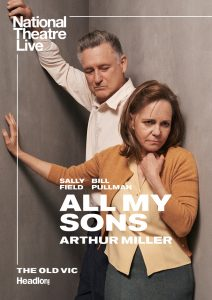 All My Sons by Arthur Miller – National Theatre Live Screening presented by Byron Theatre @ Byron Theatre